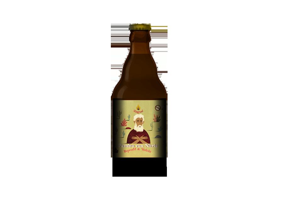 Woestijnvader bier